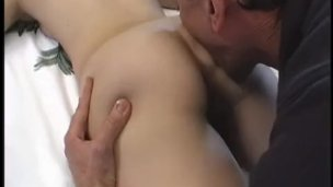 Young Blonde  Babe Get Fucked